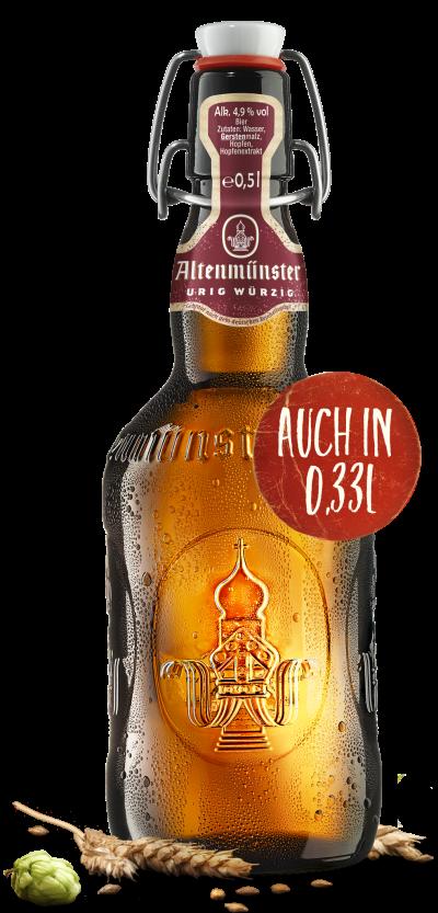 Flasche Altenmünster Urig Würzig