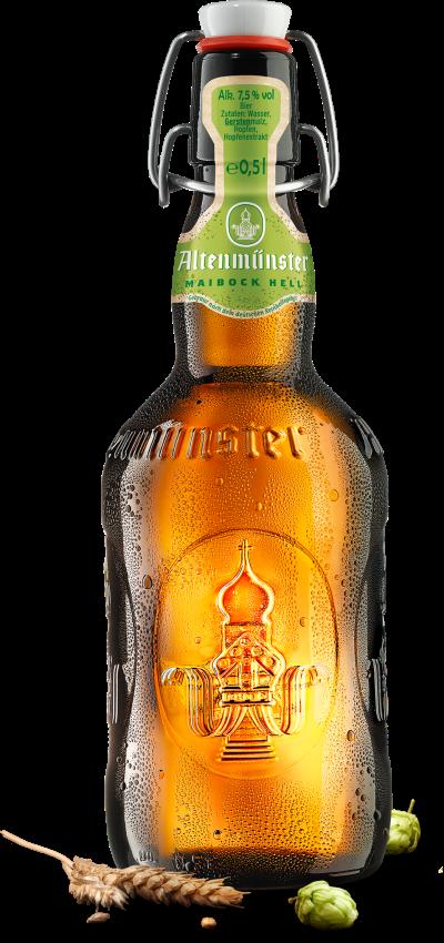 Flasche Altenmünster Maibock Hell