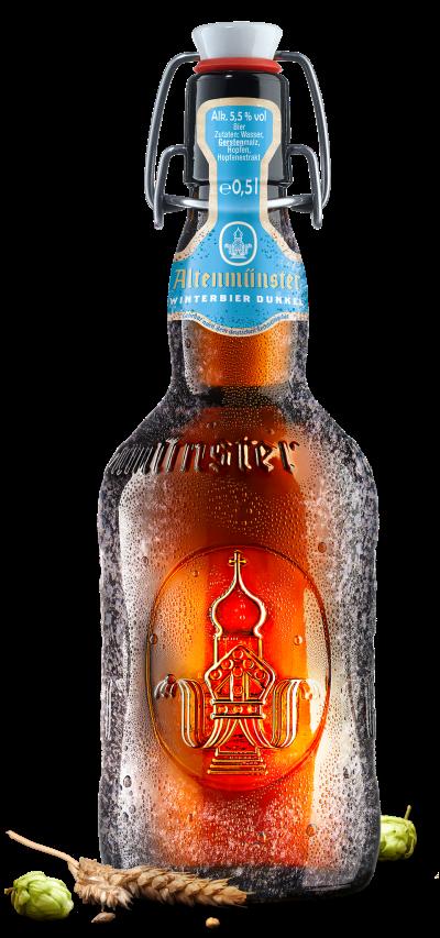 Flasche Altenmünster Winterbier